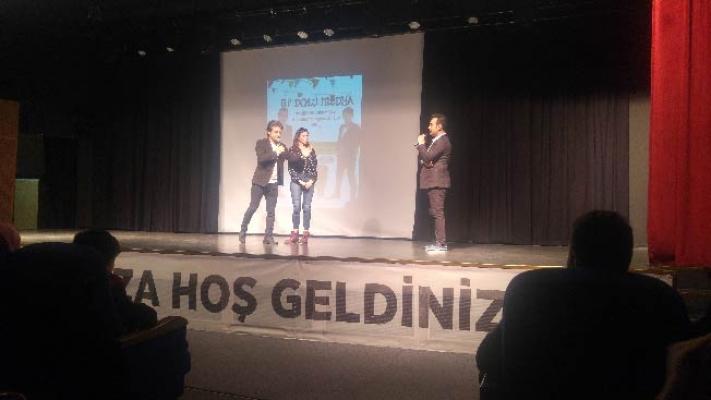 Ekranların en komik olayları Çekmeköy'de hayat buldu