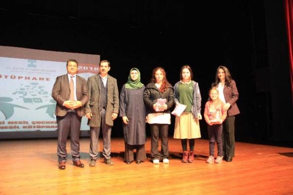 Kartal Belediyesi 54. Kütüphane Haftası Etkinliğine Katıldı