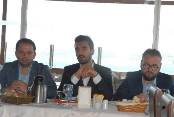 AK Parti Beykoz tanıtım medyaboş durmuyor