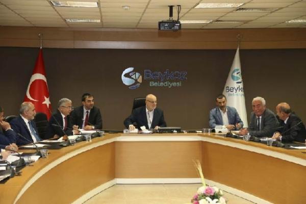 Beykoz Belediye Meclisi Mayıs mesaisi başladı
