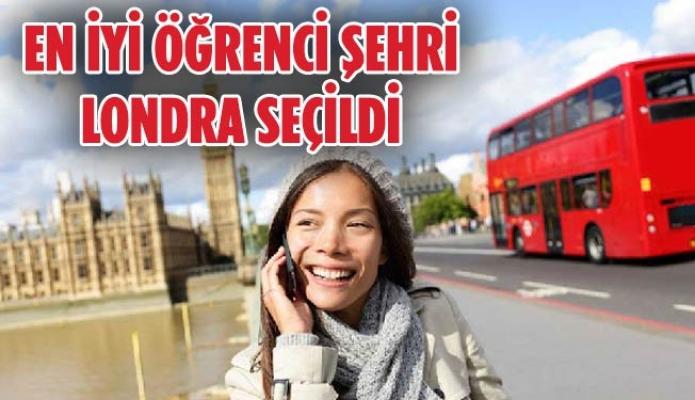 EN İYİ ÖĞRENCİ ŞEHRİ LONDRA SEÇİLDİ
