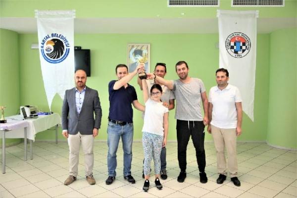 Kartal Belediyespor Satranç Türkiye Kulüpler Şampiyonasında İstanbul'u Temsil Edecek