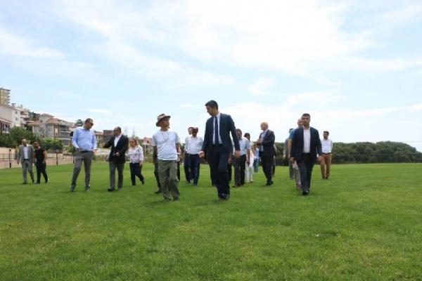 Kartal, İlçe Tarihinin En Büyük Parkına Ve Türkiye'nin İlk Alerjik Çocuk Kreşine Kavuşuyor!