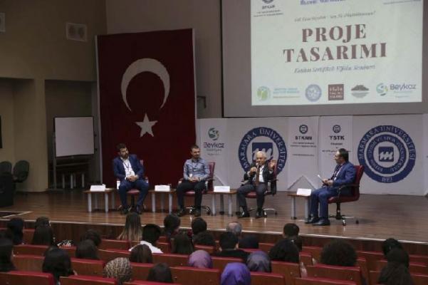 Marmara Üniversitesi'nden gençlere proje yazma eğitimi