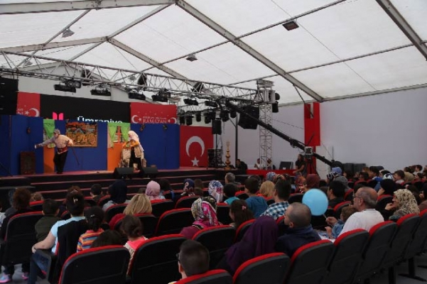 Ramazan ayında Ümraniyelilerin buluşma noktası: Santral Etkinlik Alanı