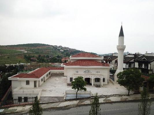Çamlık Hz. Adem Camii açıldı