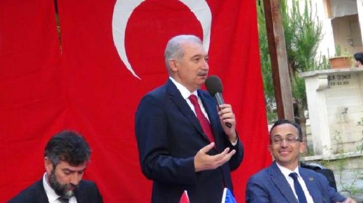 """İBB Başkanı Uysal'dan Şile'de """"Baraj"""" açıklaması"""