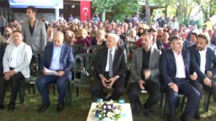 """İBB Başkanı Uysal: """"Kentsel dönüşümü ilk görevlerimizden birisi haline getirdik"""""""