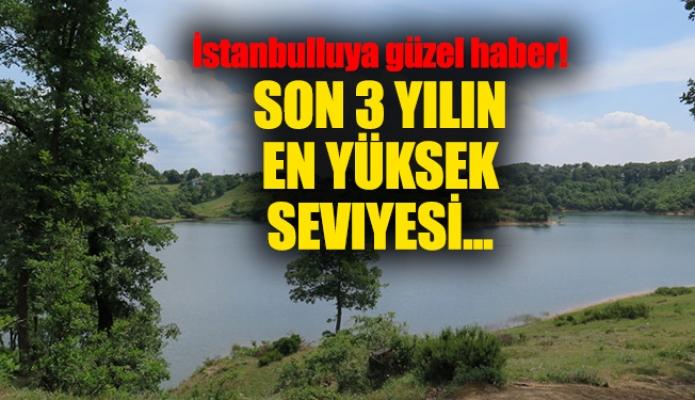İstanbulluya güzel haber! Son 3 yılın en yüksek seviyesi...