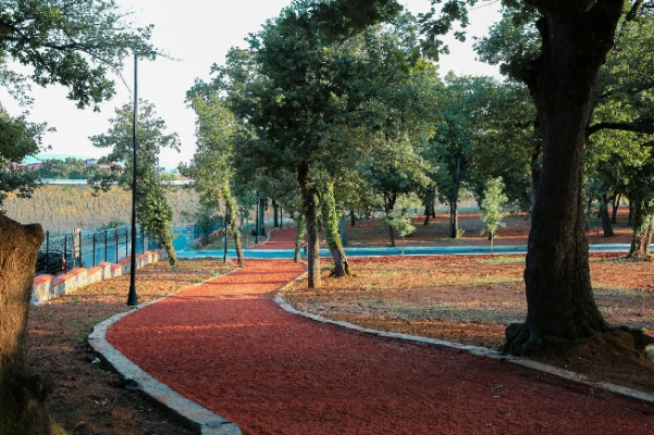 Alemdağ'a Yürüyüş Parkuru Açıldı