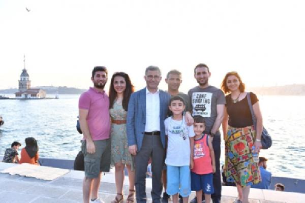 Hilmi Türkmen Gençleri Kırmadı