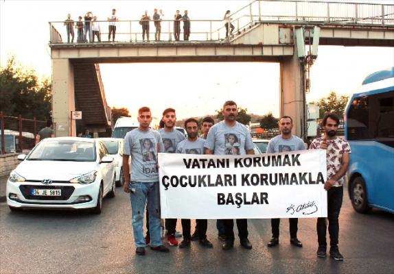 İdam talebiyle Ankara'ya yürüyüş