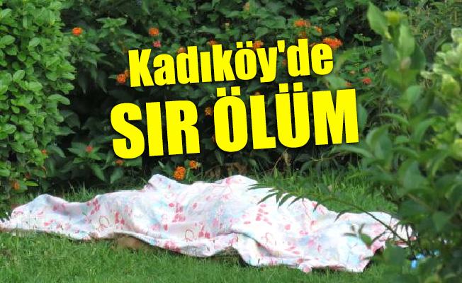 Kadıköy'de sır ölüm