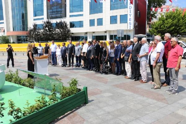 Srebrenitsa Soykırımı'nda Hayatını Kaybedenler, Kartal'da Anıldı
