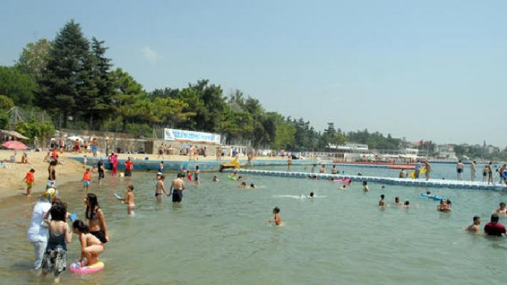 Tuzla Halk Plajı açılıyor