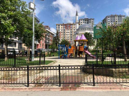 Ümraniye'de parklar artık daha güvenli