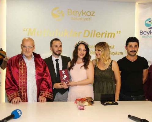 8.8.2018 Çiftlerine Beykoz'da Romantik Nikâh