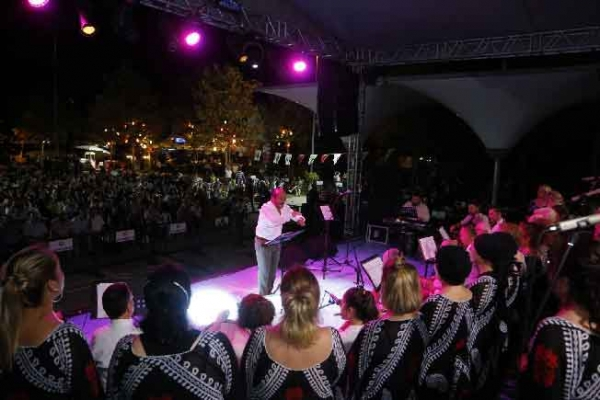 Ağva'da Türk Sanat Müziği Rüzgarı