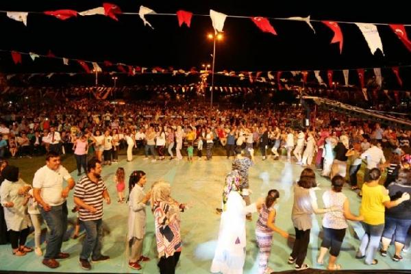 Beykoz Çayır Festivali'nde Ordu ve Tokat renkleri