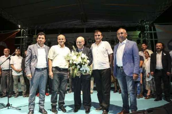 Çayır Festivali'nde Kastamonu ve Sinop Kardeşliği