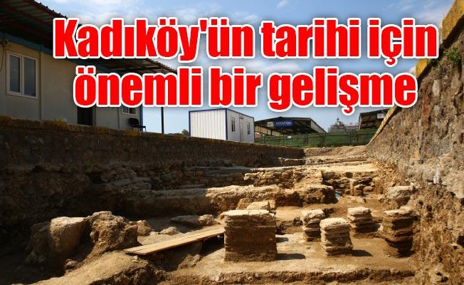 Kadıköy'ün tarihi için önemli bir gelişme