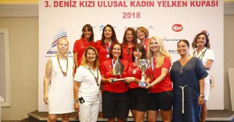 2018 Deniz Kızı Ulusal Kadın Yelken Kupası