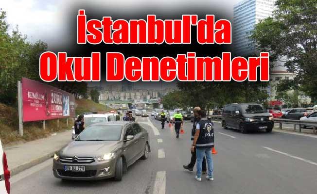 İstanbul'da Okul Denetimleri