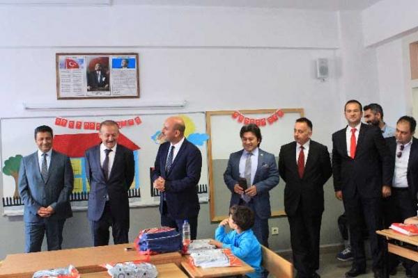 Kartal'da 2018-2019 Eğitim Öğretim Yılı Törenle Başladı