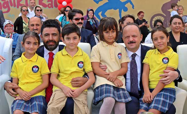 Maltepe 'de 2018-2019 Eğitim Öğretim Yılı İlk Ders Zili Çaldı