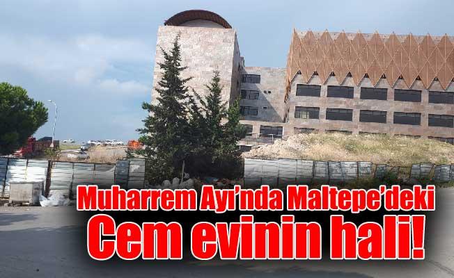 Muharrem Ayı'nda Maltepe'deki Cem evininhali!