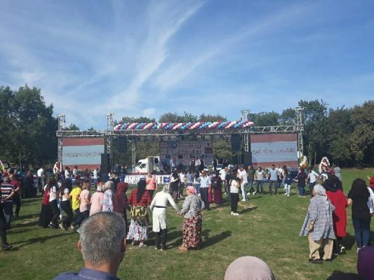 Trabzonun Kalbi Bu Festivalde Attı