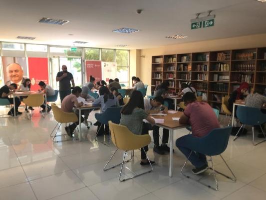 Ümraniye Belediyesi Gençleri Üniversiteli Yapıyor