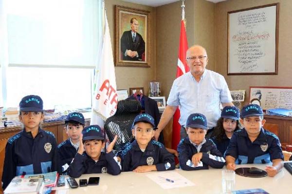 Zabıta Haftası Ataşehir'de Kutlandı
