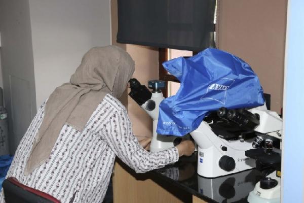 Bezmialem Vakıf Üniversitesi'nde bilimsel araştırmalar başladı