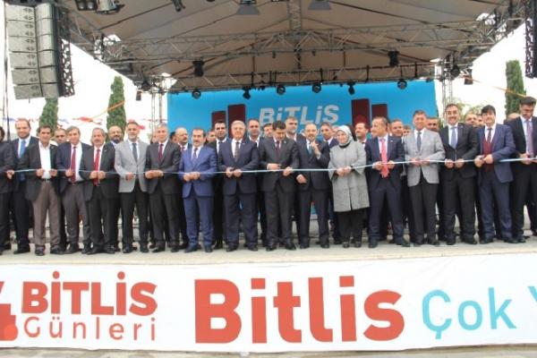 Bitlis, İstanbul'da tanıtıldı