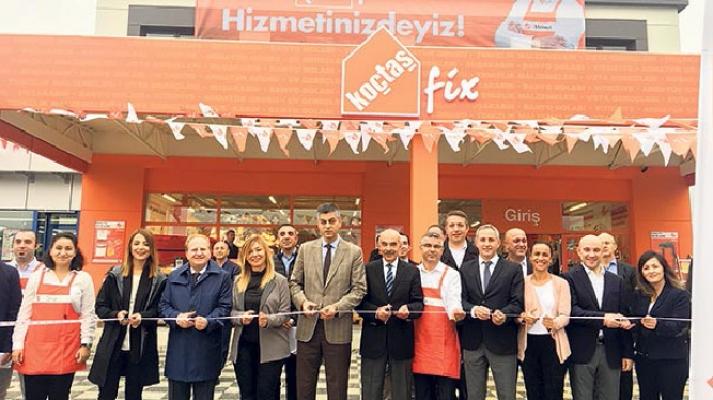 Koçtaş Fix Mağazası Şile'de açıldı