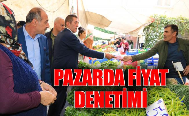 PAZARDA FİYAT DENETİMİ