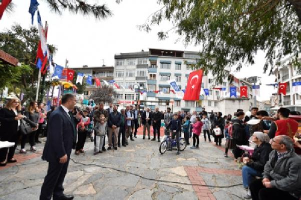 Sultantepe Parkı'nda 5 Çayı Buluşması Gerçekleşti