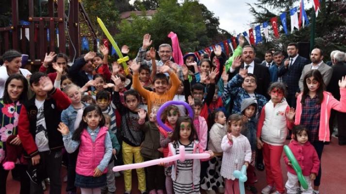 Türkmen, Çengelköylülerle Soğuksu Parkı'nda buluştu