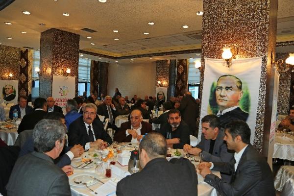 Ataşehir'de STK'lar Kahvaltıda Buluştu