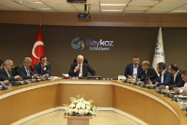 Beykoz Belediyesi Meclisi, Kasım ayı çalışmalarına başladı