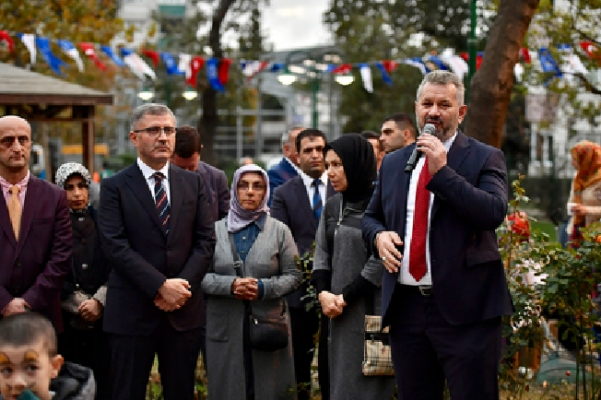 Bulgurlu Mahallesi Mavi Marmara Parkı'nda 5 Çayı Buluşması