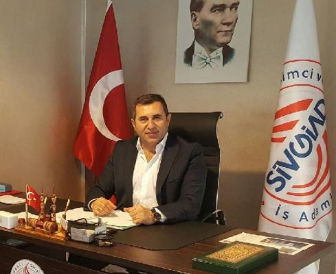 CHP İmranlı'da bu sefer iddialı. İşadamı Murat Açıl aday oldu