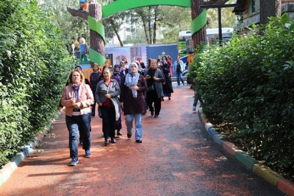 Kartal Belediyesi Kadınlar İçin Başlattığı Ring Turlarına Devam Ediyor