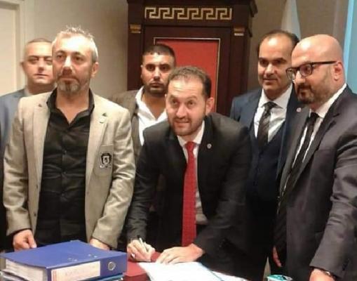 Maltepe Birlik Platformu adayı Zeynettin Aydınaday adayı oldu