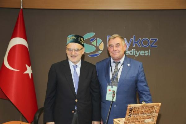Tataristan Belediyeleri Beykoz'da ağırlandı