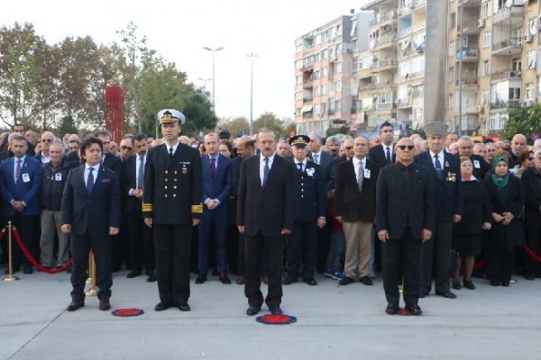 Ulu Önder Gazi Mustafa Kemal Atatürk Kartal'da Anıldı