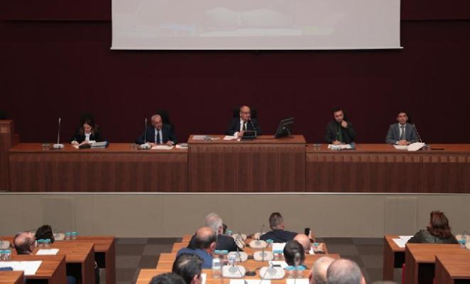 Ümraniye Belediye Meclisi 2018 Yılı Kasım ayı toplantısı yapıldı