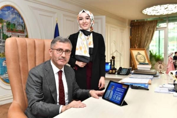 Üsküdar Belediyesi 10 bin kişiyi iş sahibi yaptı