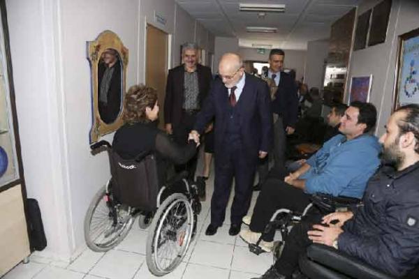 Başkan Çelikbilek TOFD'yi ziyaret etti